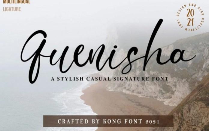 Quenisha Font