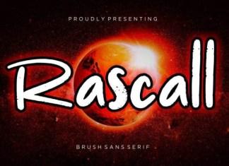 Rascall Font