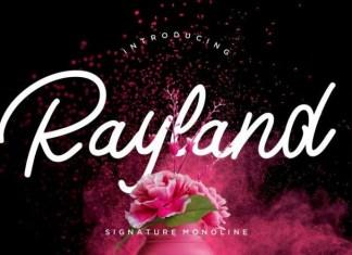 Rayland Font