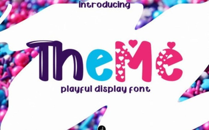 The Me Font