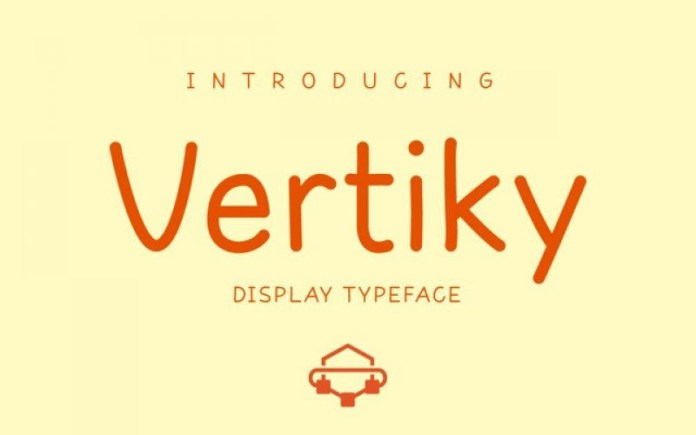 Vertiky Font