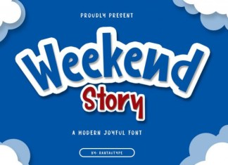 Weekend Story Font