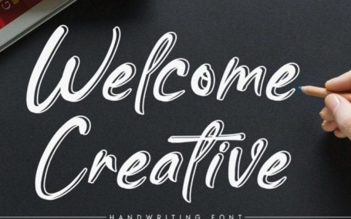 Welcome Creative Font
