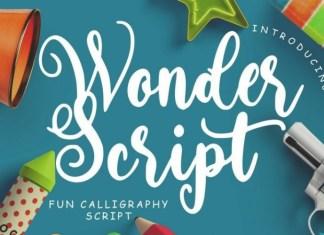 Wonder Font