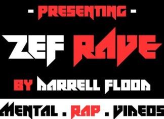 Zef Rave Font
