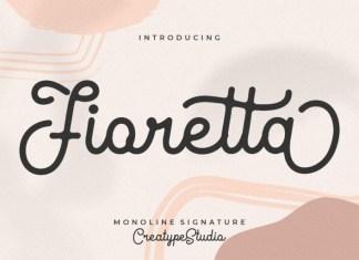 Fioretta Font