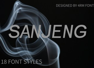 Sanjeng Font