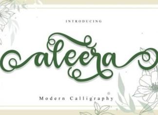 Aleera Font