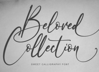 Beloved Collection Font