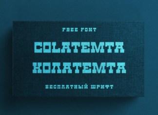 Colatemta Font