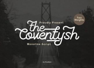 Coventysh Font
