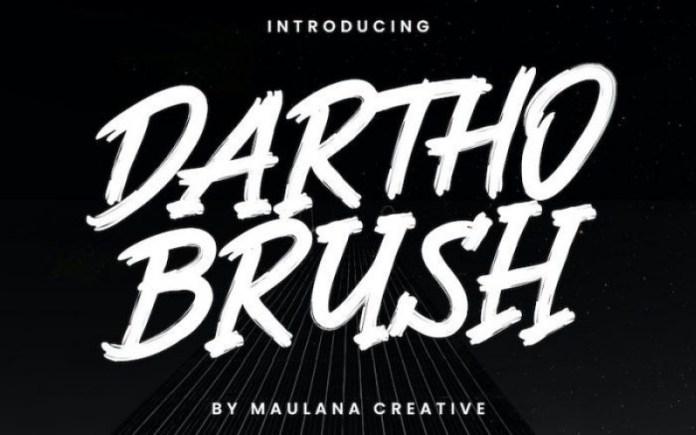 Dartho Font