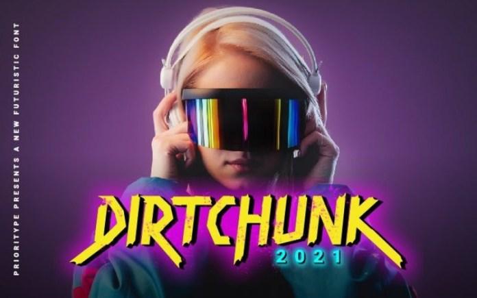Dirtchunk Font