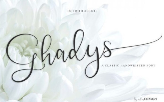 Ghadys Font