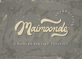 Maimoonde Font