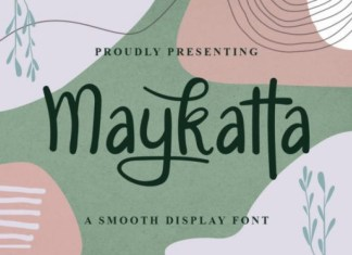 Maykatta Font