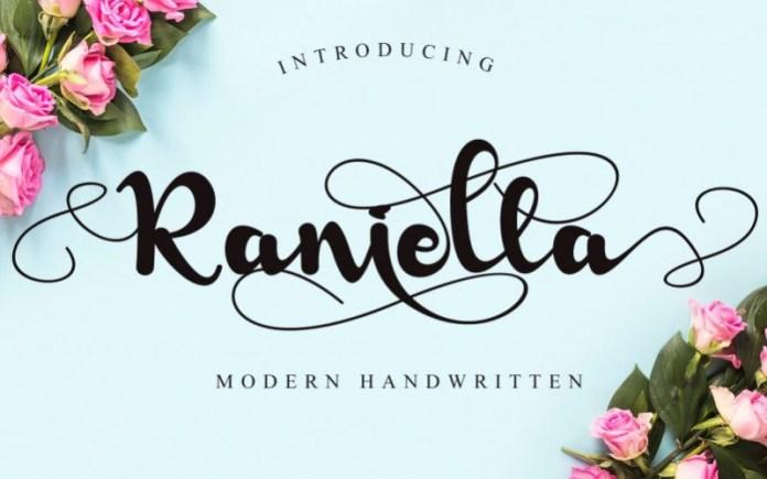 Raniella Font
