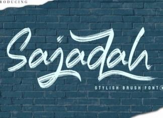 Sajadah Font