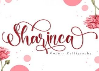 Sharinca Font