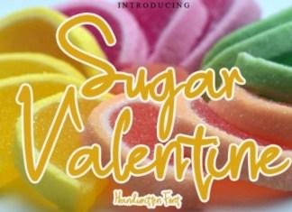 Sugar Valentine Font