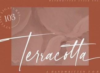 Terracotta Font