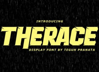 Therace Font