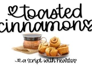 ToastedCinnamon Font