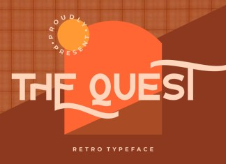 The Quest Font