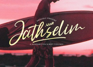 Jathselim Font