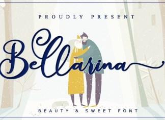 Bellarina Font