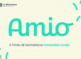 Amio Font