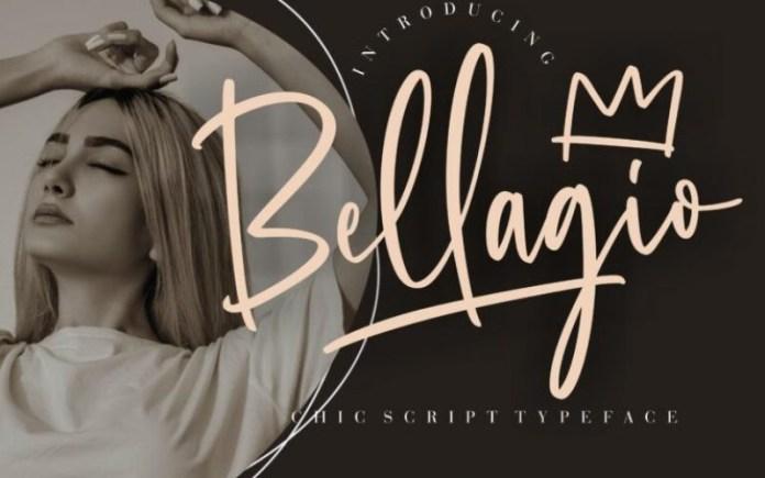 Bellagio Font