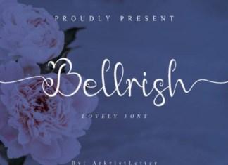 Bellrish Font