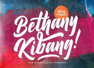 Bethany Kibang Font