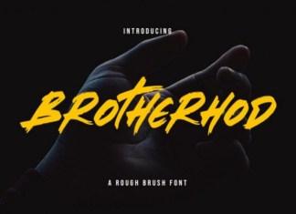 Brotherhod Font