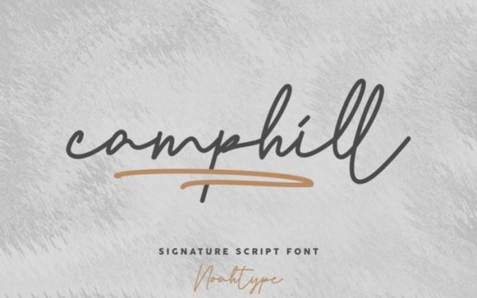 Camphill Font