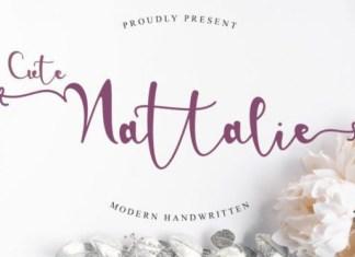 Cute Nattalie Font
