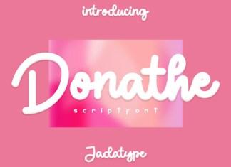 Donathe Font