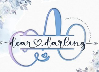 Dear Darling Font