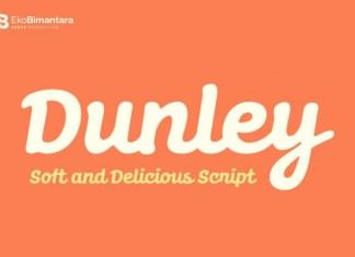 Dunley Font