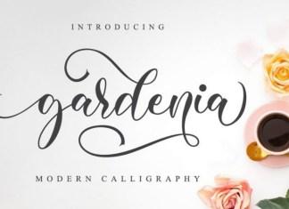Gardenia Font