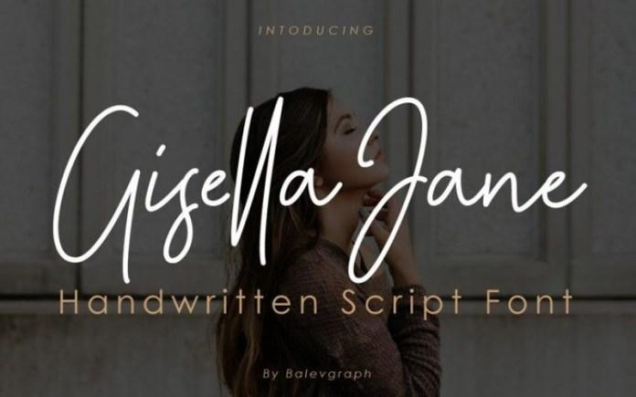 Gisella Jane Font