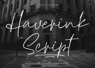 Haverink Font