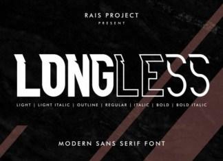 Longless Font