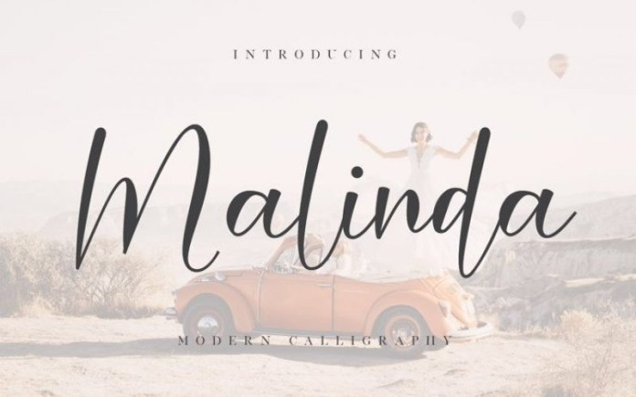 Malinda Font