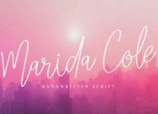 Marida Cole Font