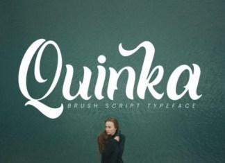 Quinka Font