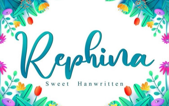 Rephina Font
