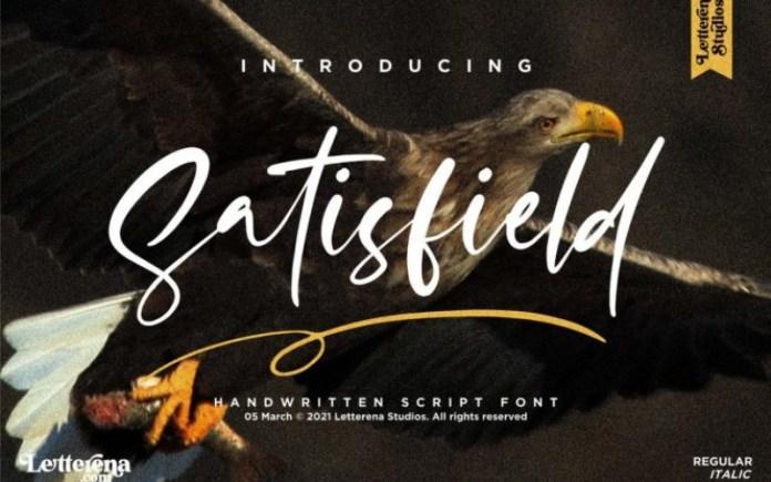 Satisfield Font