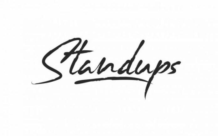 Standups Font